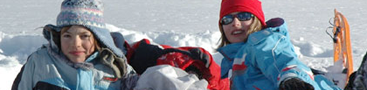 Erlebnis Winter – Abenteuer im Schnee